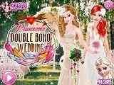 Play Princesses Double Boho Wedding
