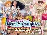 Play Disney Mom Daughter Shopping Day