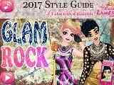 Play Princess Style Guide 2017 Glam Rock