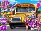 Play School Girls Summer Camp