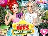 Play Princesses BFFs Weekend