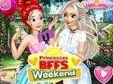 Play Princesses BFFs Weekend