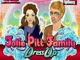 Play JoliePitt Family Dress Up
