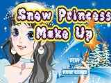 Play Snow Princess MakeUp