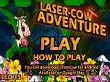 Play LaserCow Adventure