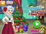 Play Crystals Xmas Home Deco