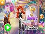 Play Jessie and Audreys Social Media Adventure