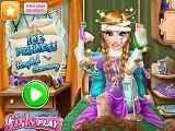 Play Ice Princess Hospital Recovery
