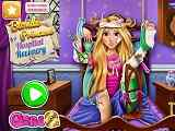 Play Blonde Princess Hospital Recovery