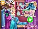 Play Ice Queens Closet