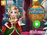 Play Ice Queen  Christmas Real Haircuts