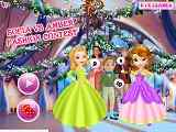 Play Sofia vs Amber Fashion Contest