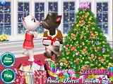 Play Angie Winter Fashion Tree