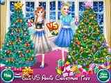 Play Ellie VS Annie Christman Tree