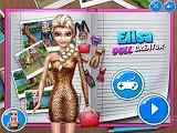 Play Elisa Doll Creator