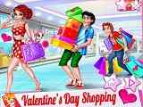 Play Valentines Day Shopping
