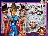 Play Halloween Doll Creator