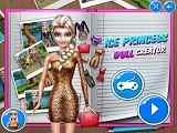 Play Ice Princess Doll Creator