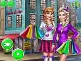 Play Princesses Mall Shopping