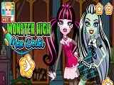 Play Monster High Nose Doctor