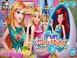 Play Fun Girls Night