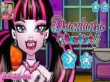 Play Draculaura Dentist