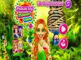 Play Poison Ivy Flower Care