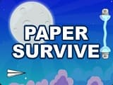 Play Paper Survive