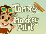 Play Tommy The Monkey Pilot