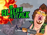 Play Aliens Attack