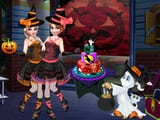 Play Halloween Special Party Cake