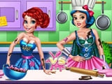 Play Princess Vs Monster Supermodel Battle