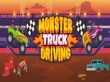 Play Monster Truck Driving