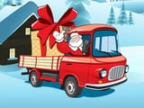 Play Christmas Vehicles Jigsaw