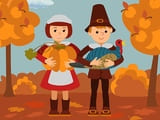 Play Thanksgiving Jigsaw