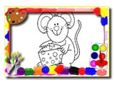 Play Kids Cartoon Coloring Book