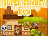 Play Super Cowboy Run