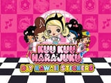 Play Kuu Kuu Harajuku Stickers