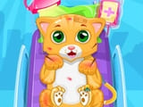 Play Little Cat Doctor
