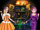 Play Princess Halloween Dress