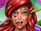 Play Princess Mermaid Skin Doctor