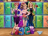 Play Princess back to School