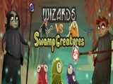 Play Wizards vs Swamp Creatures