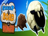 Play Sheep Road Danger