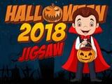 Play Halloween 2018 Jigsaw