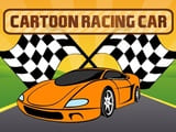 Play Cartoon Racing Car Differences
