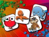 Play Funny Animals Memory