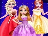 Play Disney Princesses Barbie Show