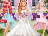 Play Frozen And Ariel Wedding