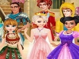 Play Princesses Blind Date